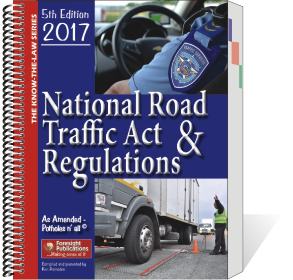 National Road Traffic Act & Regulations - As Amended