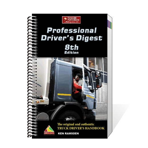 Professional Driver's Digest - 8th Edition