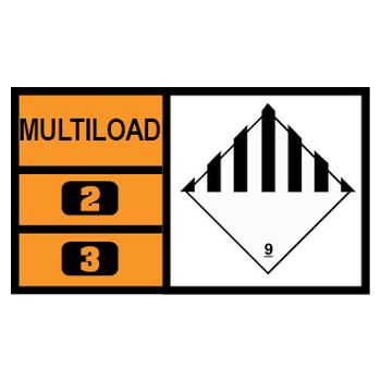 MULTILOAD (of class 9 - miscellaneous)