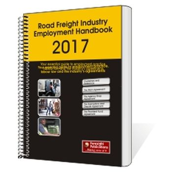 Road Freight Industry Employment Handbook 2017