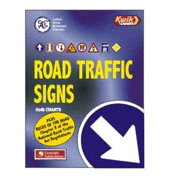 KwikCHART Pack - Road Traffic Signs