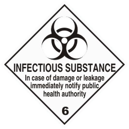 Class 6.2 Infectious substances