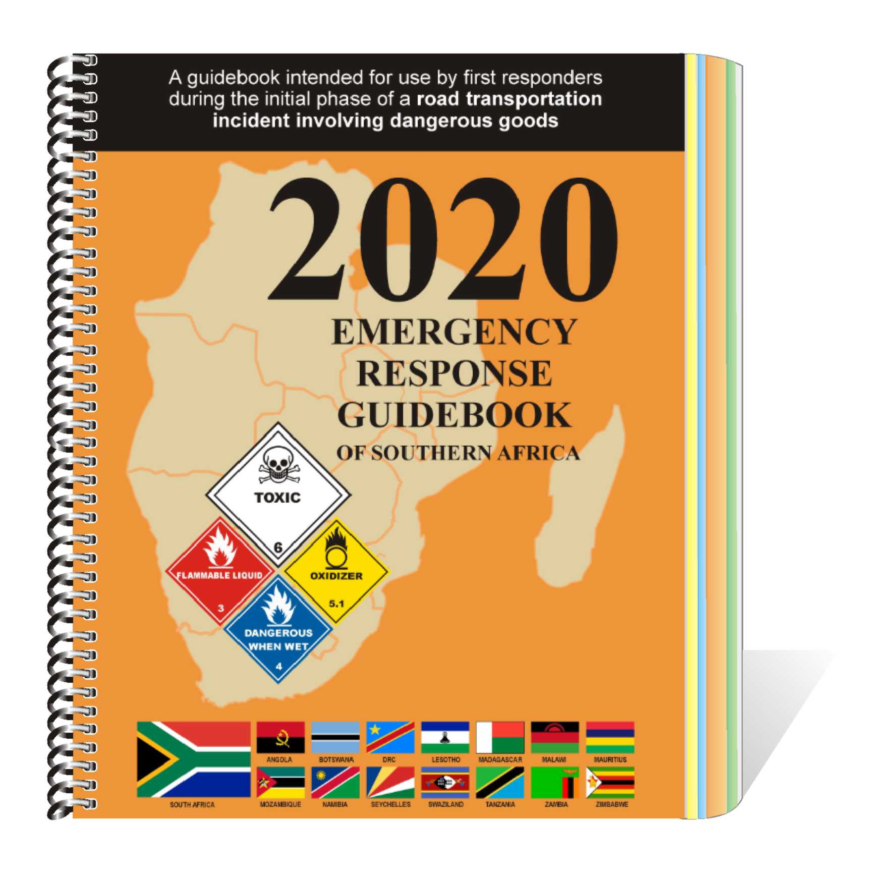 Emergency Response Guidebook 2020