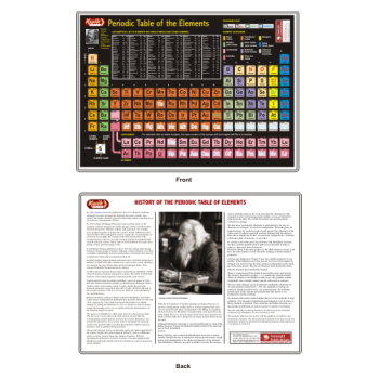 KwikCHART - Periodic Table of the Elements