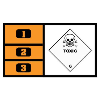Class 6.1 Toxic substances