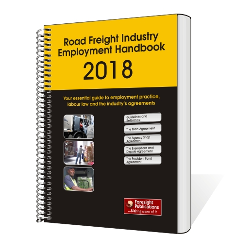 Road Freight Industry Employment Handbook 2018