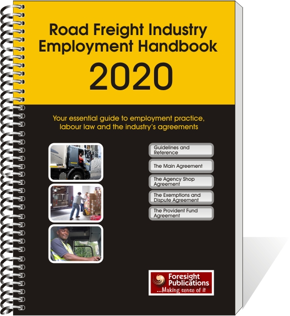 Road Freight Industry Employment Handbook 2020