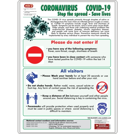 MiniCHART - Coronavirus 2 (Do not Enter)